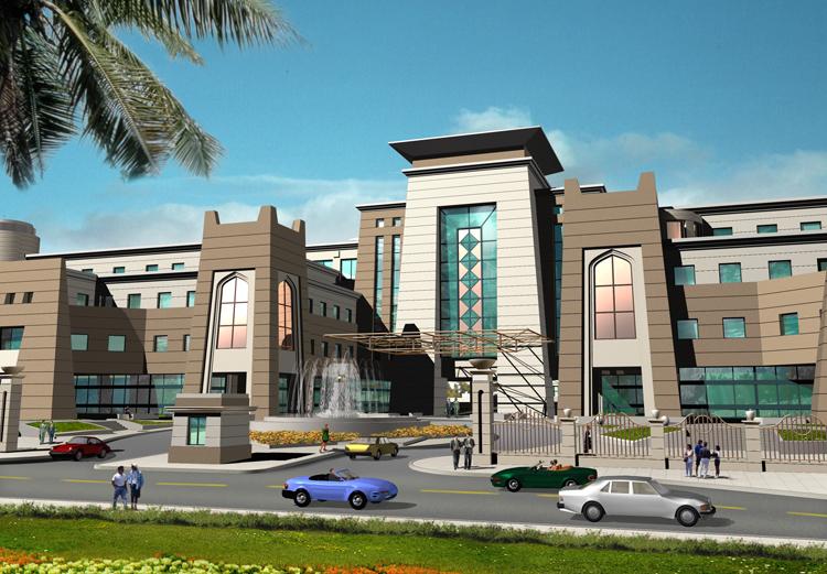 مشروع محكمة بالشارقة Sharjah Courts  Court_0_final