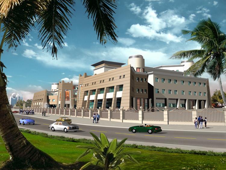 مشروع محكمة بالشارقة Sharjah Courts  Court_2_final